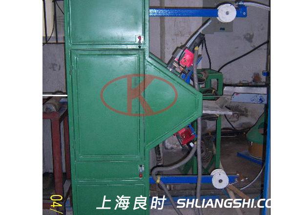 汽车空调冷凝器铝管喷锌设备系统 上海良时机高清图片