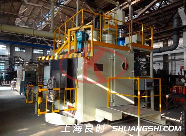 上海良时为知名汽车公司提供乘用车齿轮cnc强力喷丸机