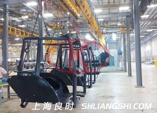 工件悬挂输送系统设备