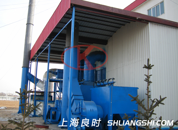 风电设备喷砂房系统—风电塔筒喷砂房喷漆房