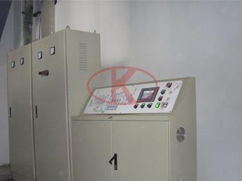 喷砂房plc电器控制中心